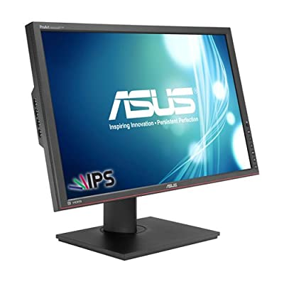 "ASUS ProArt PA249Q Professional Monitor - 24.1"" 16:10 (1920x1200), IPS, 99% Adobe RGB, Color Accuracy△E< 3 with..."