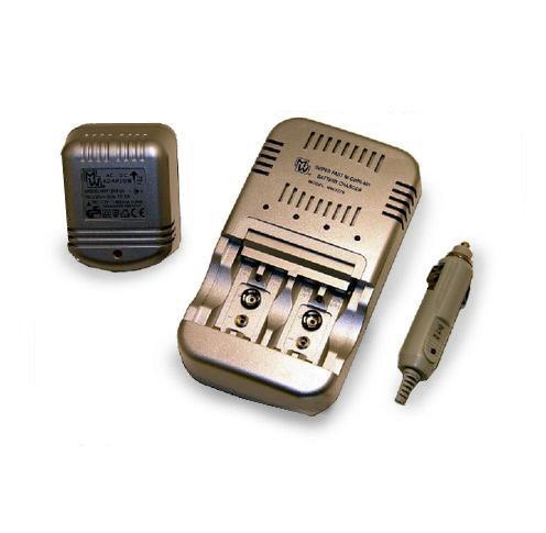 Chargeur Rapide 9V + Prise Allume Cigare