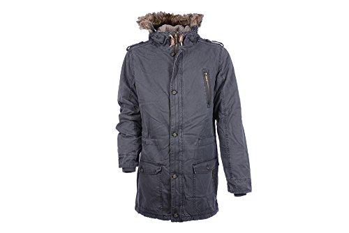 !Solid Jacket - Elie-Giacca Uomo    grigio S