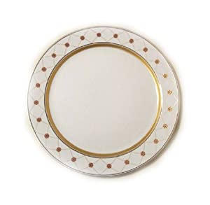 "Pickard China, Katarina 10"" Dinner Plate"