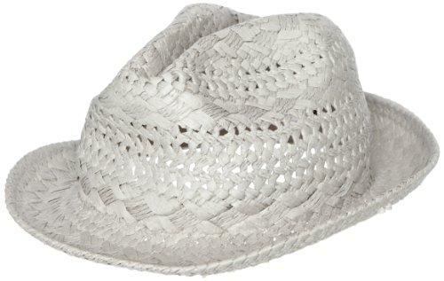 Echo Textured Straw Fedora Women's Hat