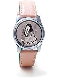 BigOwl Vidya Balan Painting Women's Analog Wrist Watch 2204826136-RS2-S-PK1
