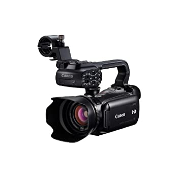 The XA10 Professional Camcorder allows users to record up to 24 hours of clear high definition video to a 64GB internal flash drive or to two SDXC-compatible memory slots. With Relay Recording, the camcorder automatically switches video recording fro...