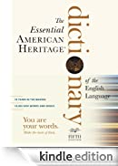The Essential American Heritage Dictionary (American Heritage Dictionary of the English Language) [Edizione Kindle]