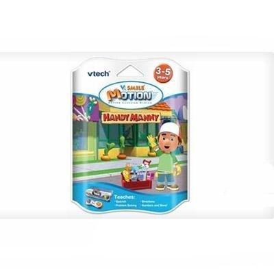 VTech V-Motion Smartridge: Handy Manny
