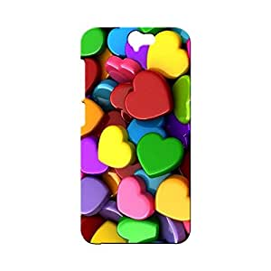BLUEDIO Designer Printed Back case cover for HTC One A9 - G2593