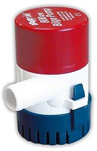 Buy Rule 20R Marine Rule 800 Round Marine Bilge Pump (800-GPH, 12-Volt) by Rule