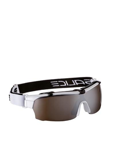 salice occhiali Maschera da Sci  Bianco