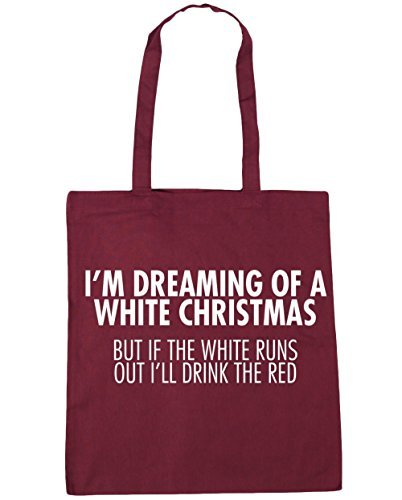 hippowarehouse-im-dreaming-of-a-white-christmas-but-if-the-white-runs-out-ill-drink-the-red-tote-sho