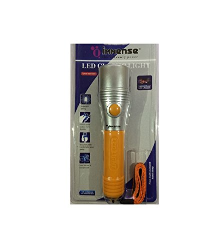 Immense Classic Torch Emergency Light