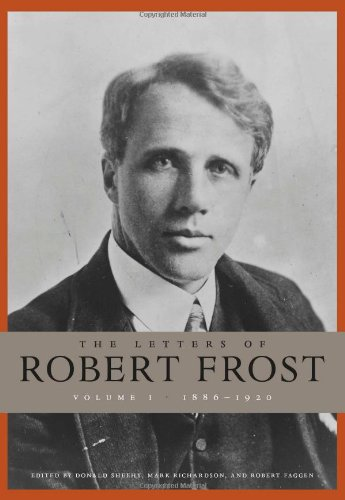 a biography of robert lee frost a poet