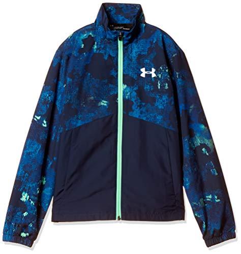 [アンダーアーマー] トレーニングジャケット ウーブントリコットライナージャケット 1319941 ボーイズ Adysil 日本 Ysm (日本サイズ130 相当)