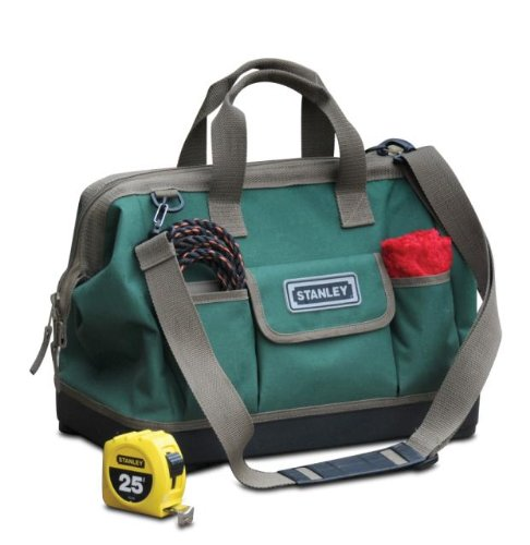 Stanley 97-484 16-Inch Open Mouth Tool Bag