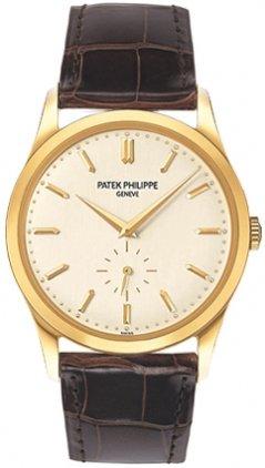 [パテックフィリップ] PATEK PHILIPPE 腕時計 カラトラバ 5196J メンズ [メーカー保証付 ] [お取り寄せ品] [並行輸入品]
