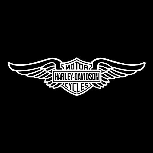 24″ Harley Davidson Decal Sticker