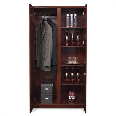 Wood Wardrobe Cabinet