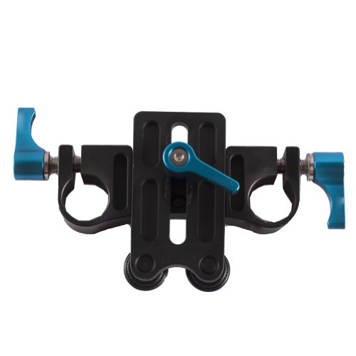 Neewer® Dp500 Slot Slide Block 15Mm Rod For Follow Focus Dslr Rig System