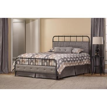 Hillsdale Langdon Bed Set Without Rails Queen