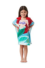 Disney Princess Ariel Hooded Bath/Bea…