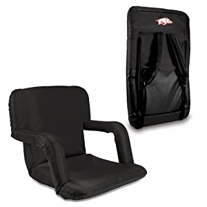 Ventura Seat University of Arkansas Razorbacks/Black from Picnic Time