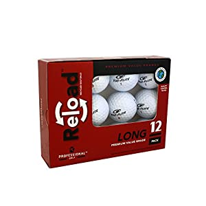 Reload Recycled Golf Balls (12-Pack) Top Flite Golf Balls