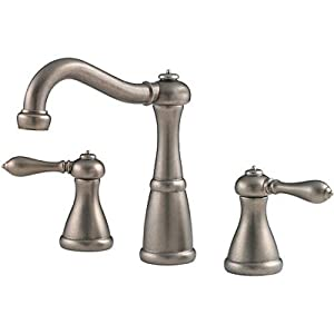 pfister t49 m0b marielle widespread bathroom sink faucet