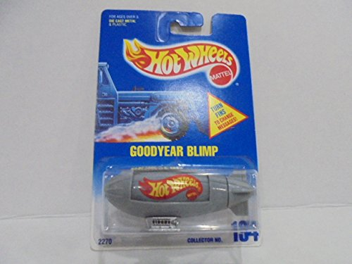 Mattel Hot Wheels Good Year Blimp #194