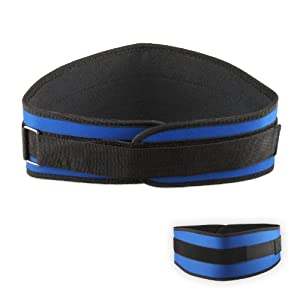 Weightlifter's Power Belt - Great Back Support - Sizes Small, Medium, Large, XL, XXL Belt Size: Large 36-42