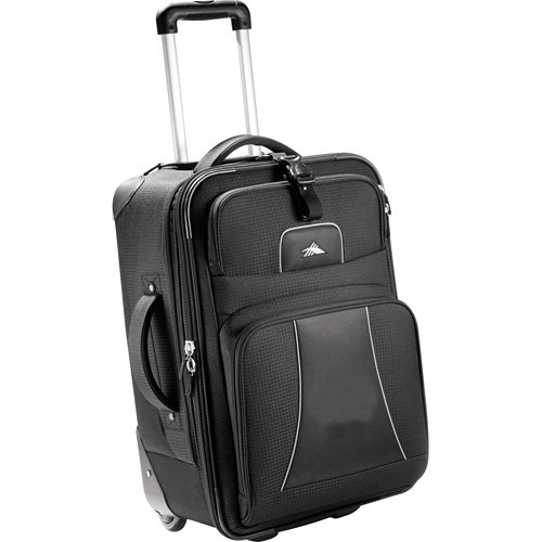 Buy High Sierra® Elevate 22 Expandable Carry-on Luggage - Black by High Sierra