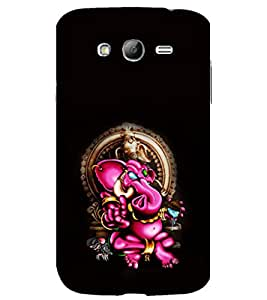 printtech Lord God Ganesha Back Case Cover for Samsung Galaxy Grand Neo / Samsung Galaxy Grand Neo i9060