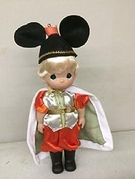 Precious Moments Disney Halloween Event Prince Boo Doll Plush Figure