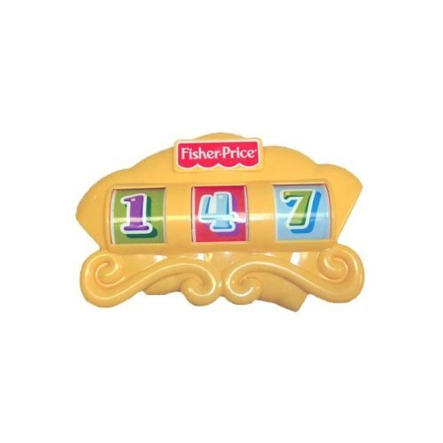 Fisher Price Laugh and Learn Home - House Number - 1