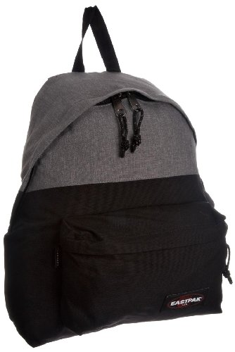 Eastpak Unisex Padded Pak'R Backpacks Duo Grey
