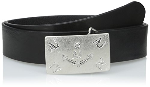 Armani-Jeans-Mens-D8-Smooth-Leather-Belt-with-Logo-Buckle