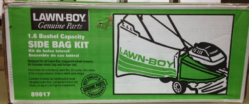 #89817 Lawn-Boy 1.6 Bushel Capacity Side Bag Kit