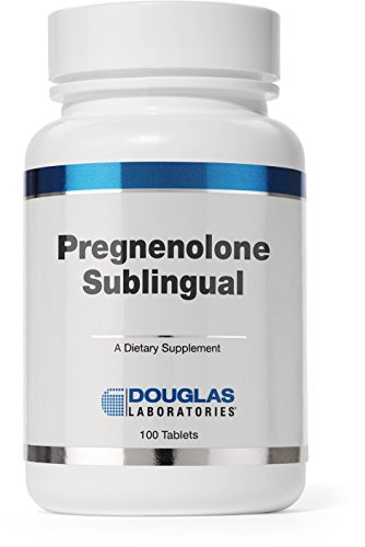 Douglas Laboratories® - prégnénolone 5 mg -