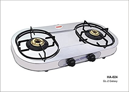 GL 2 GALAXY Gas Cooktop (2 Burner)