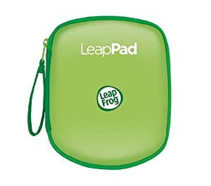 LeapFrog LeapPad Carrying Case, green (Works with all LeapPad2 Tablets and LeapsterGS))