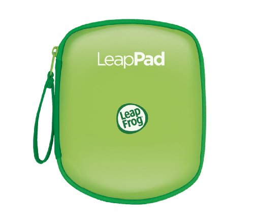 Leapfrog - 32600 - Jeu Éducatif et Scientifique - LeapPad / LeapPad 2 / Explorer - Etui de Rangement - Vert