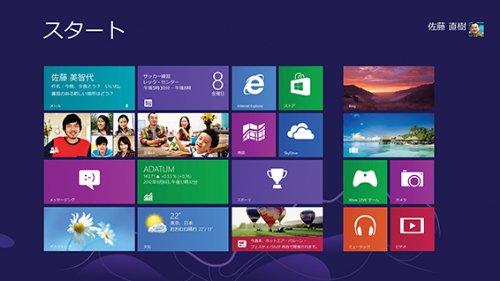 Microsoft Windows 8 Pro 発売記念優待版