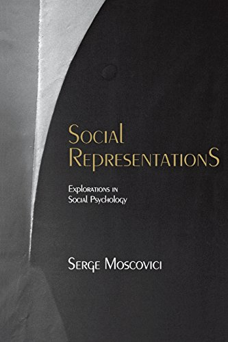 social representations essays in social psychology Ss509 psychology, cognition & social worlds 2017/18  the 'stubborn particulars' of social psychology: essays on  contributions from the social representations.