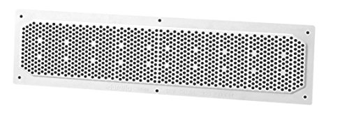Duraflo 641604 Soffit Vent, 16-Inch by 4-Inch, White (Under Eave Soffit compare prices)