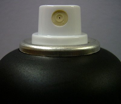 Montana Gold Series - Shock Black 11oz aerosol can (Black Spray Can compare prices)