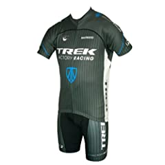2013 Trek Factory Racing Mens Cycling Jersey and Bib Shorts Set by UV Sports