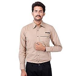 FBBIC Men's Casual Wear Enticing Cotton Shirt
