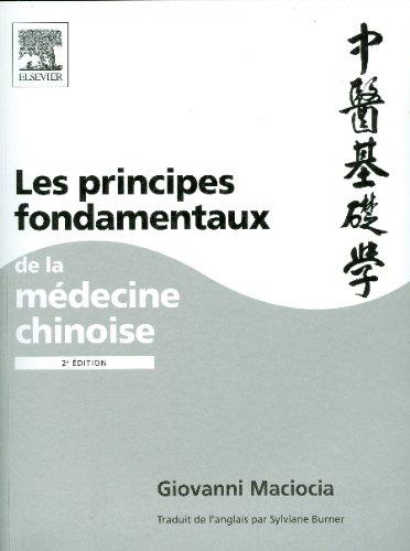 Principes fondamentaux de la médecine chinoise