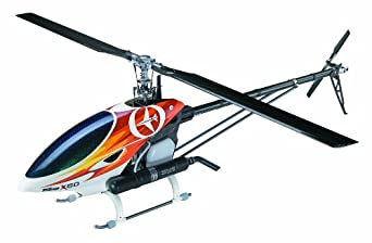 Thunder Tiger 4857-K11 X50F Helicopter Kit with ENG/CF Blades