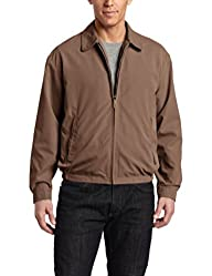 London Fog Men's Auburn Zip Front Lig…