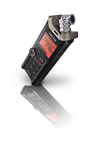 Tascam DR-22WL  Registratore Portatile, Nero/Antracite