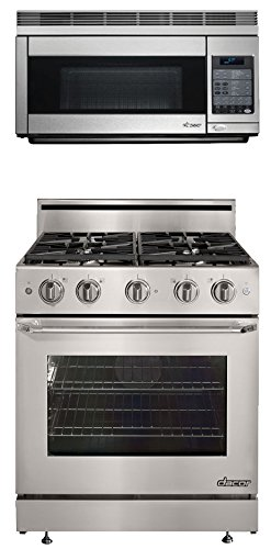 dacor-2-piece-stainless-steel-kitchen-package-with-dr30gsng-30-freestanding-gas-range-with-natural-g